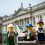 LEGO professor