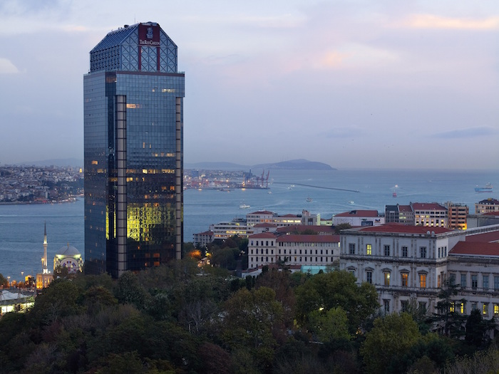 The RC Istanbul Exterior