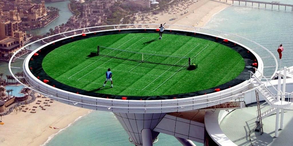 ما تم بناؤه في دبي