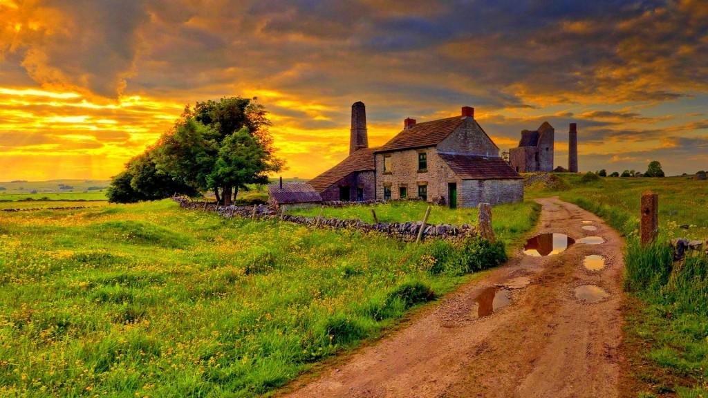 old-farm-after-a-storm-hdr-wallpaper-536f9bad958fe