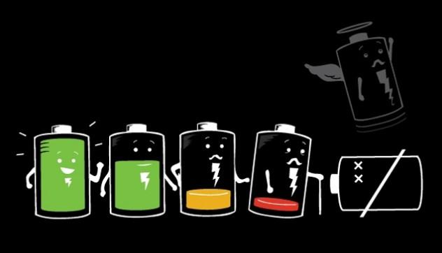 ليش بطاريات الهواتف الذكية تعطل بسرعة؟!