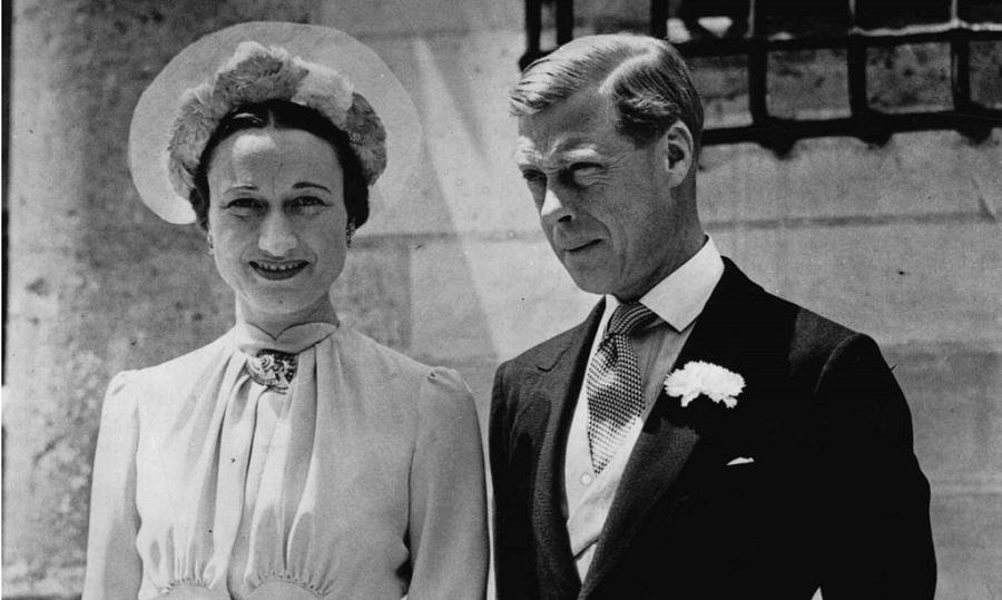 العائلة الملكية الملك إدوارد السابع كان مؤيدا للنازية