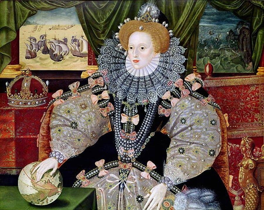 الملكة إليزابيث كانت متورطة بمؤامرة قتل!