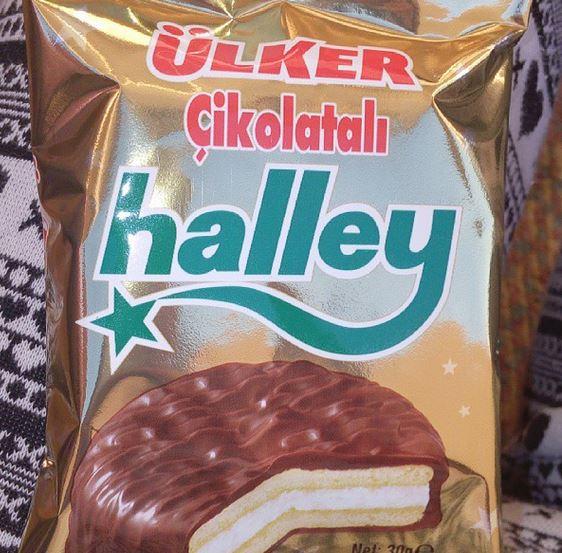 أولكر هالاي مارشيمللو مغطى بالشوكولاتة