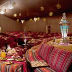 احتفالات عيد الفطر في فندق الميدان