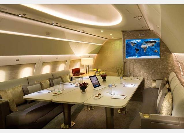 الإمارات للطيران الخاص
