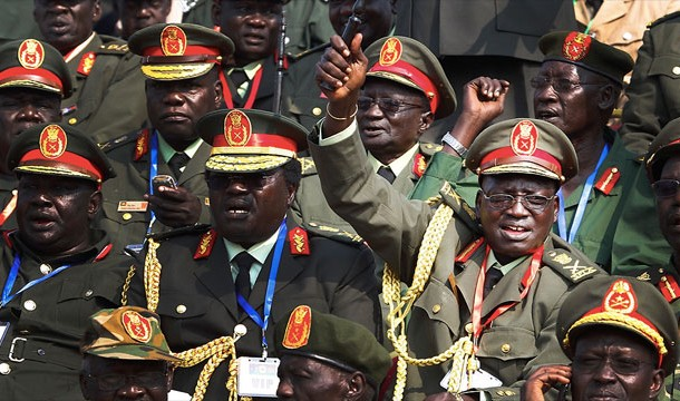 الحرب الأهلية السودانية