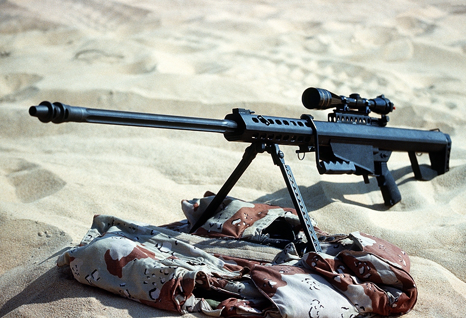 بندقية باريت M82