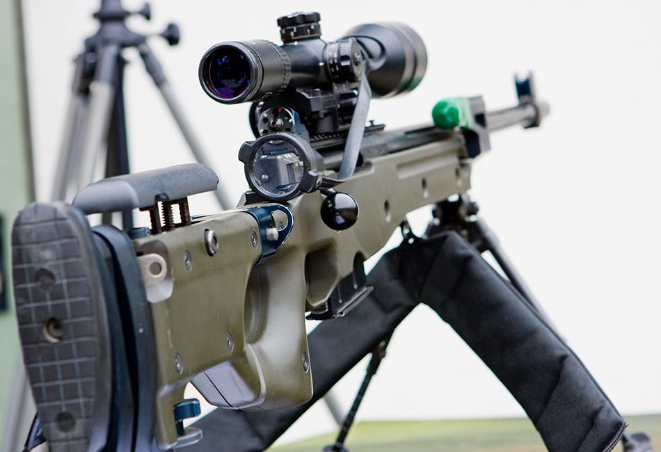 بندقية Accuracy International Arctic Warfare