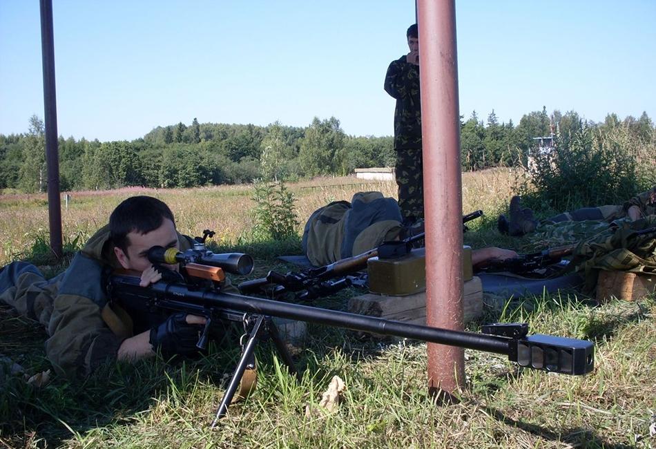 بندقية KAFP