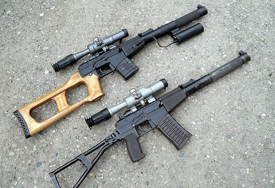 بندقية Vintorez