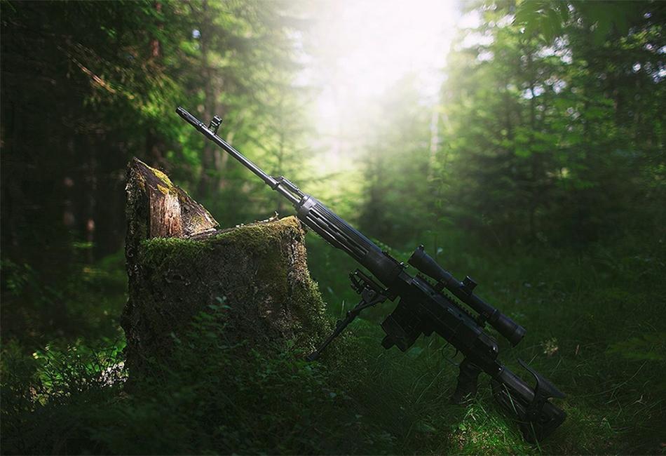 بندقية دراغونوف