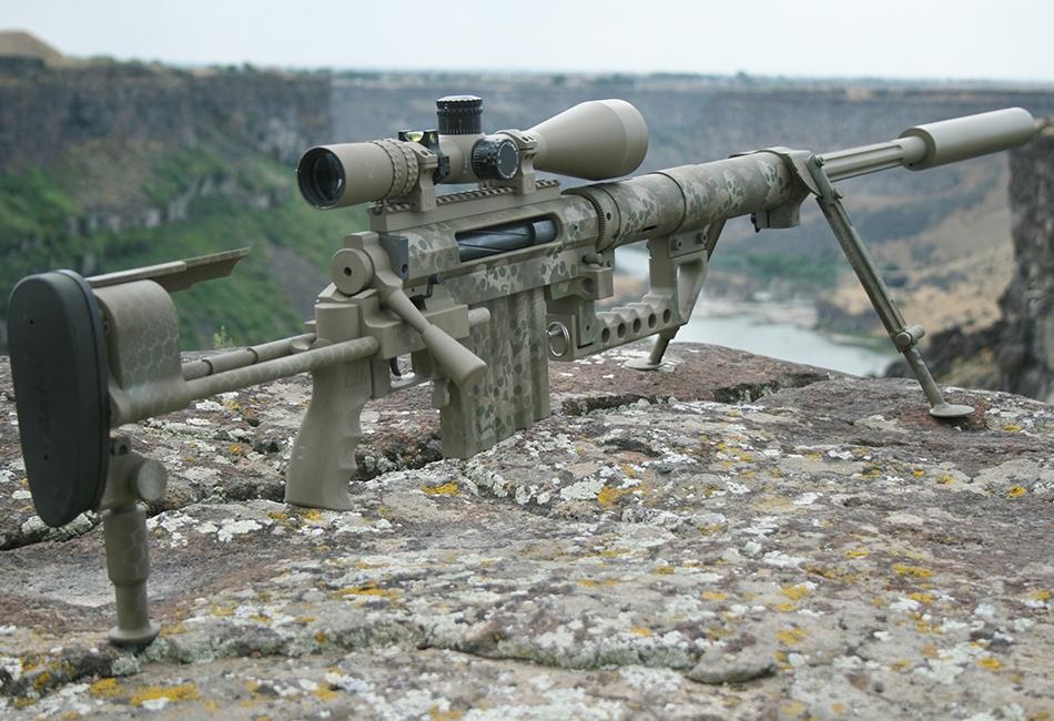 بندقية التدخل CheyTac M200
