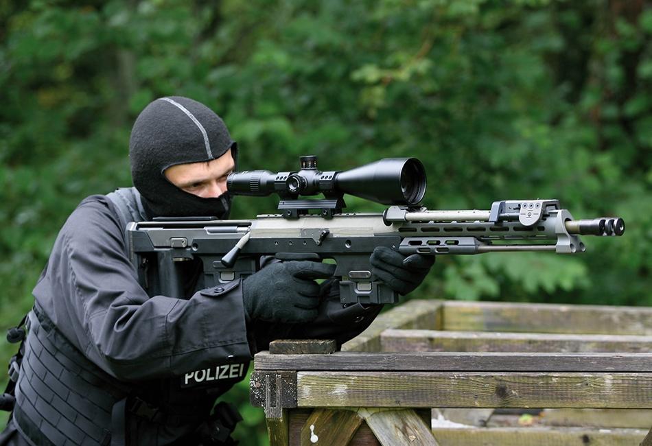 بندقية AMP - DSR-1  للخدمات الفنية
