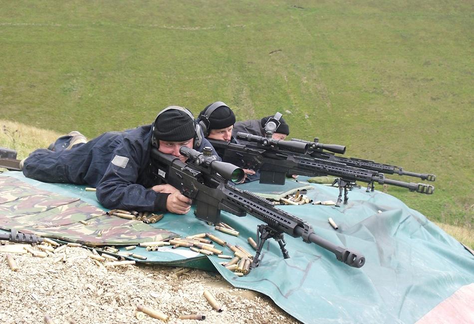بندقية AS50  الدولية الدقيقة
