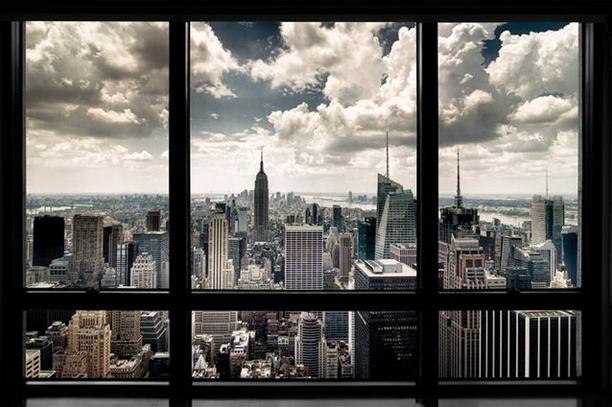 بوستر للنافذة