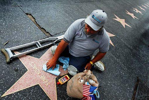ممشى المشاهير في هوليوود