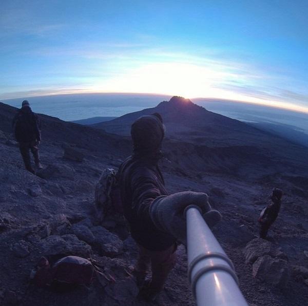 جبل كلمنجارو