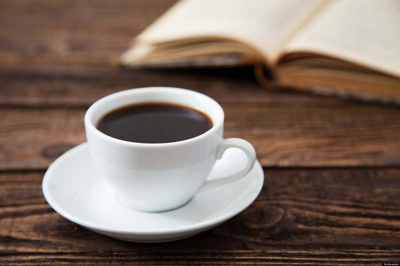 مسحوق القهوة غير نقي