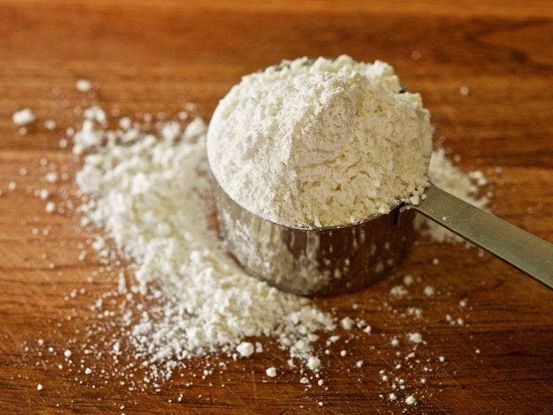 دقيق القمح والأرز مغشوش
