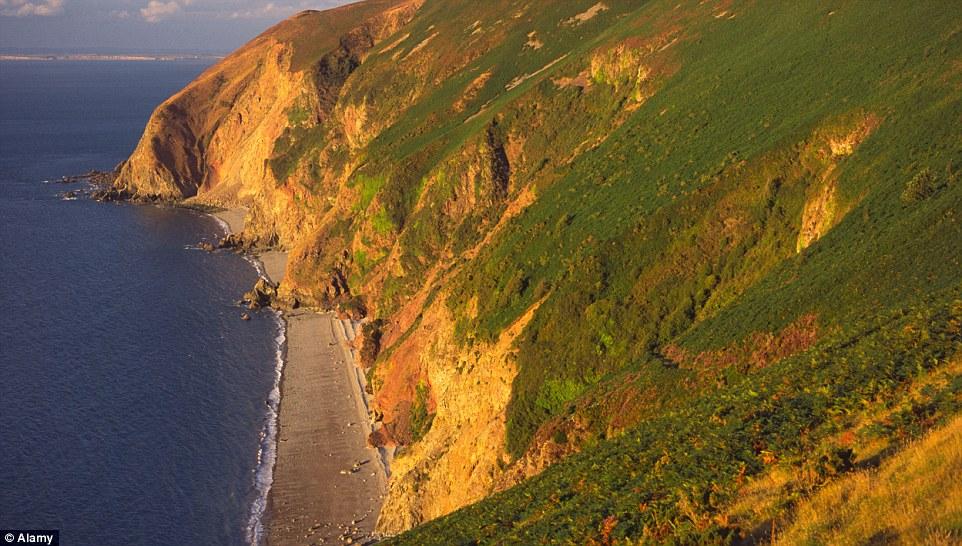 شاطئ ديفون