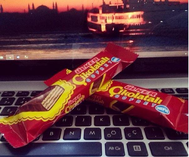 شوكولاتة أولكر ويفر
