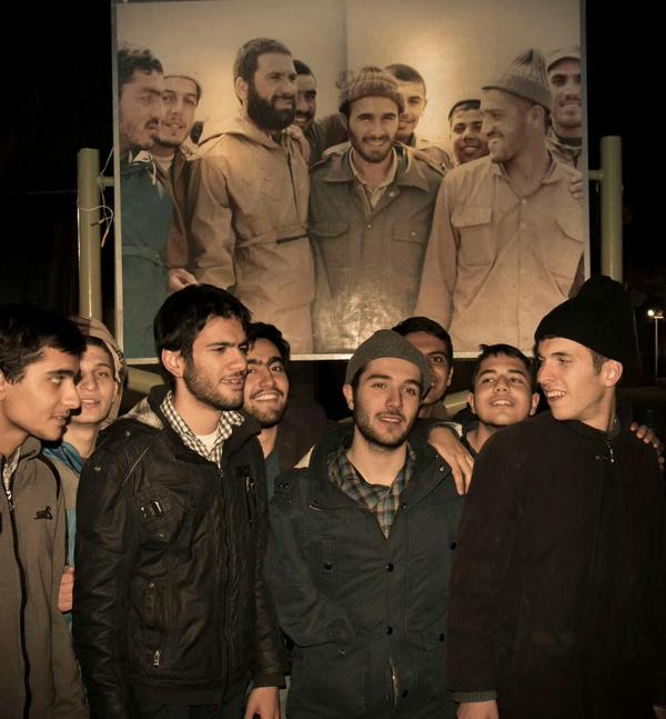 أبناء الجنود الذي قُـتلوا في حرب الخليج الأولى