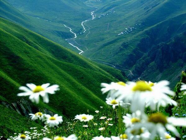 جمال وروعة الطبيعة في طرابزون، تركيا