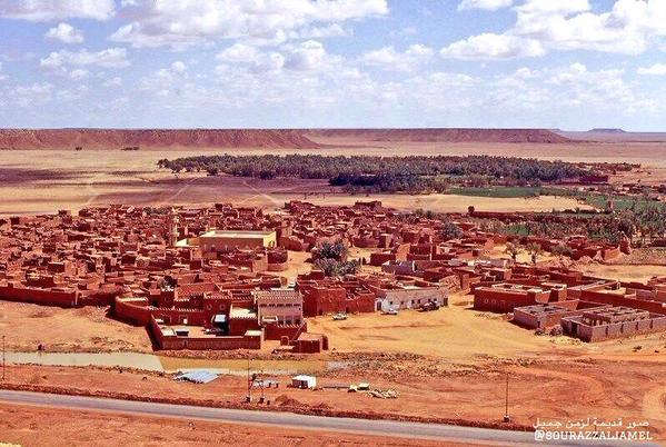 بلدة مرات من مدن الوشم