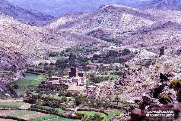 بلاد غامد و زهران بالجرشي