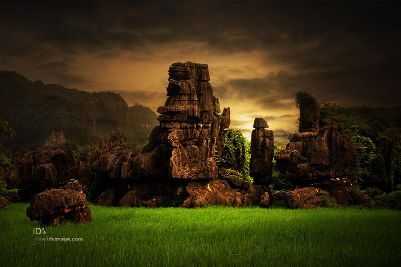 طبيعة-إندونيسيا