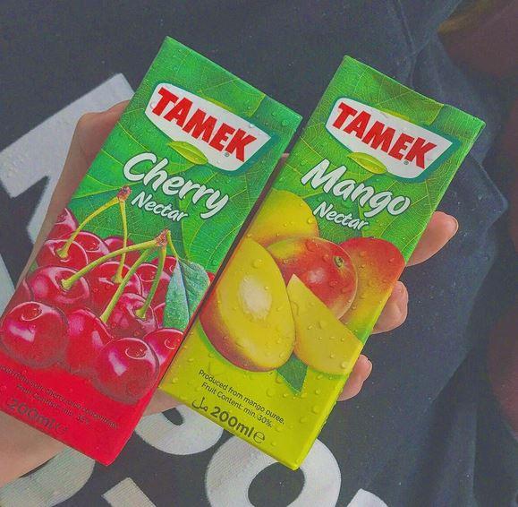 عصير الفواكه تاميك
