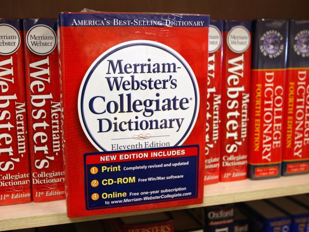 قاموس ويبستر