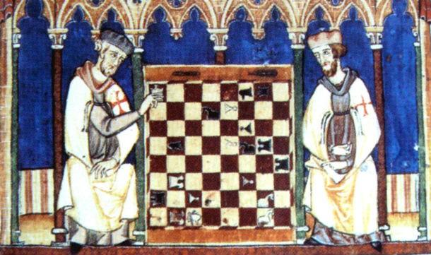 لوحة شطرنج