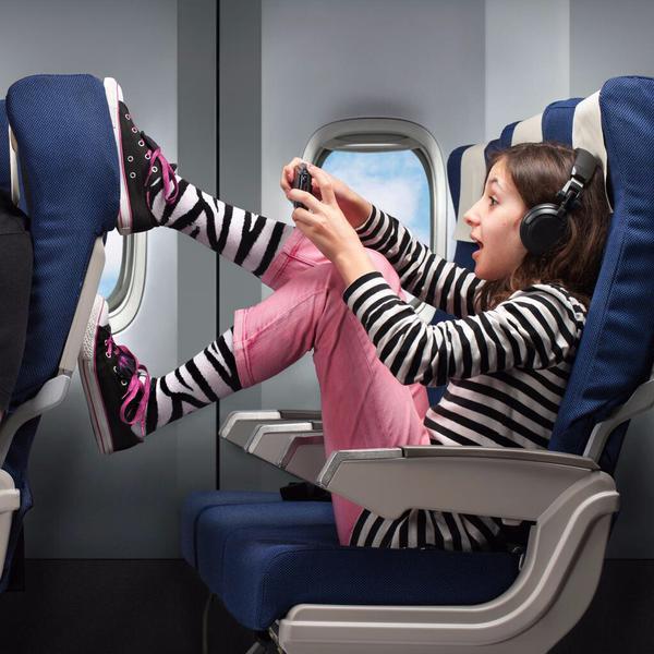 مخالفات الآداب في الطائرة
