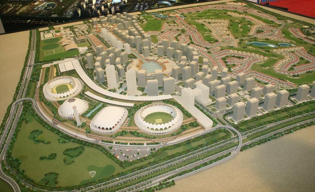 مدينة دبي الرياضية