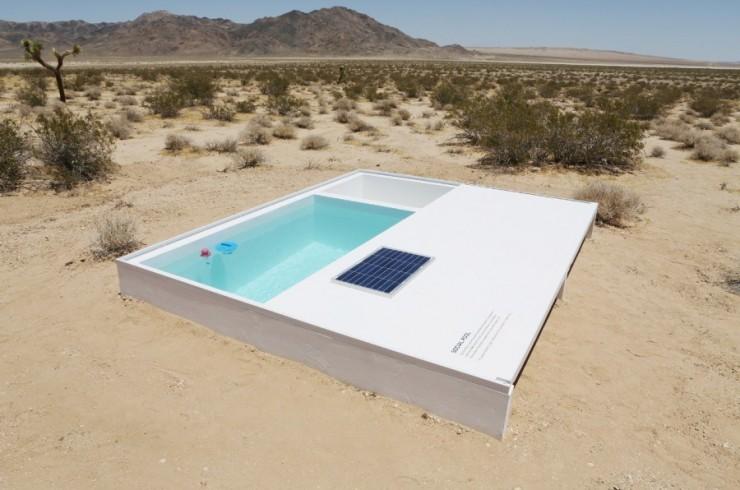 مسبح صحراء موجافي