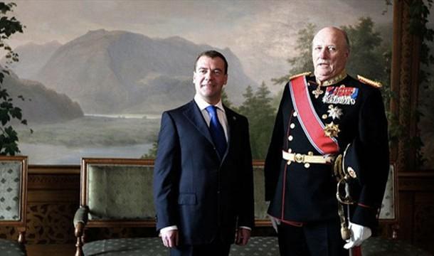 ملك النرويج