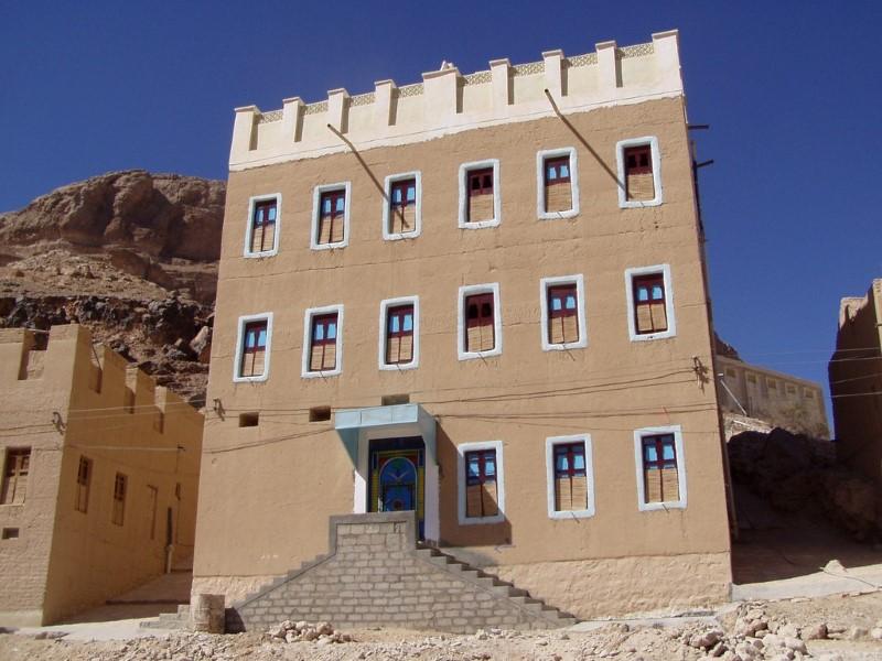 العمارة في اليمن