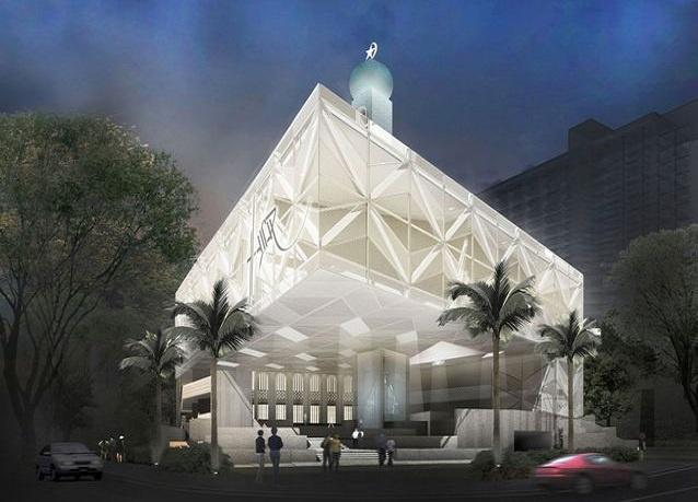 مسجد الأنصار- سنغافورة