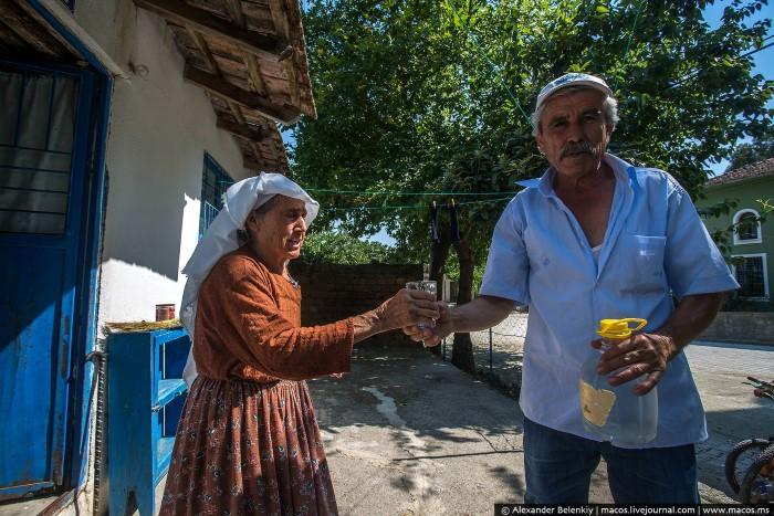 ريف أنطاليا التركية