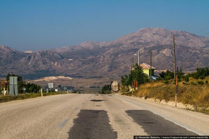 الحياة اليومية في أنطاليا  التركية