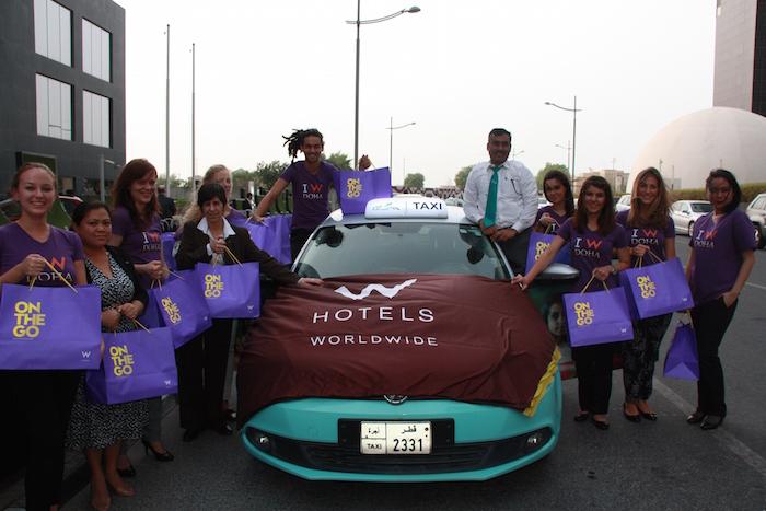 ستاروود تحتفل بشهر رمضان المبارك مع سائقي سيارات الأجرة في الدوحة