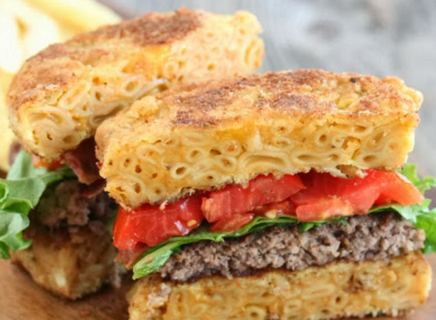 Most Insane Burgers from Around the World