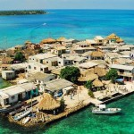 The most crowded island on Earth