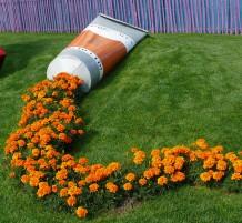 زراعة الزهور