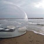 خيمة شفافة