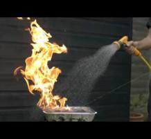قوة الماء Vs قوة النار