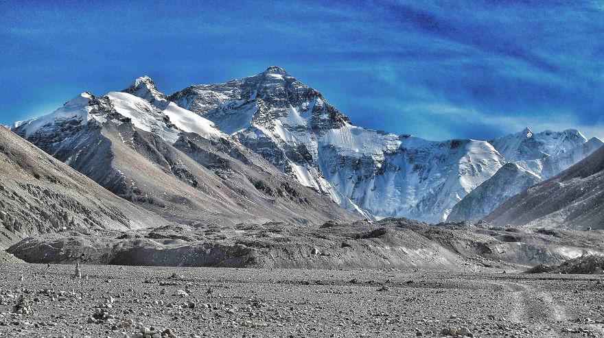 جبل ايفيرست