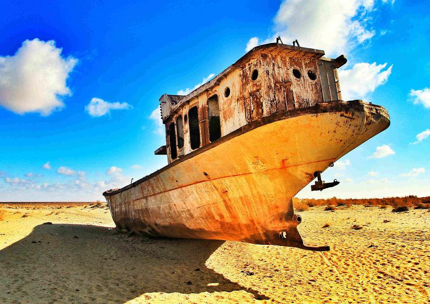 سفينة بحر آرال